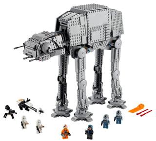 Imagen del set LEGO Caminante AT-AT (75288)