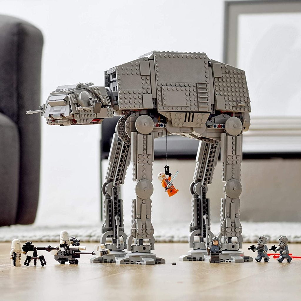 LEGO Star Wars AT-AT Completo (75288)