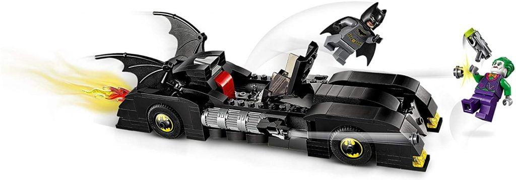 Cabina del Batmóvil en del LEGO DC Batmobile: La Persecución del Joker (76119)