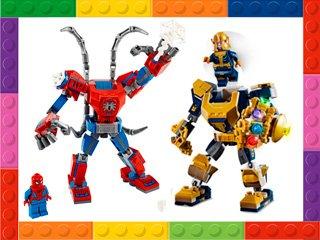 Imagen representativa de armaduras LEGO