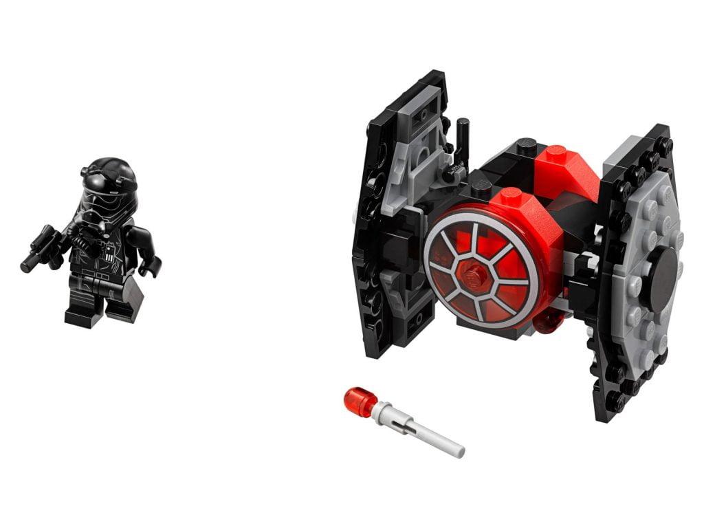 Imagen del LEGO Microfighter: Caza TIE de la Primera Orden (75194)