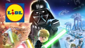 LEGO Star Wars Lidl oferta Navidad