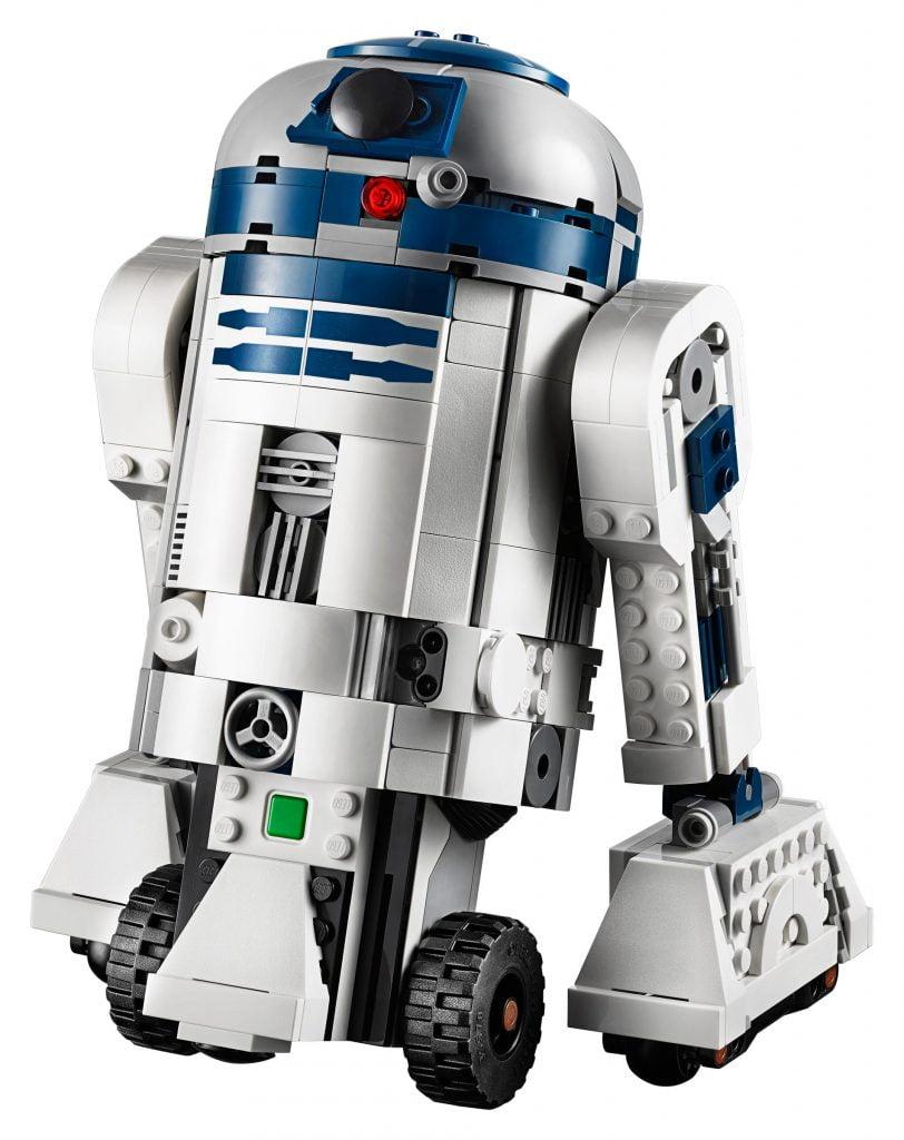 Imagen del LEGO Boost R2-D2