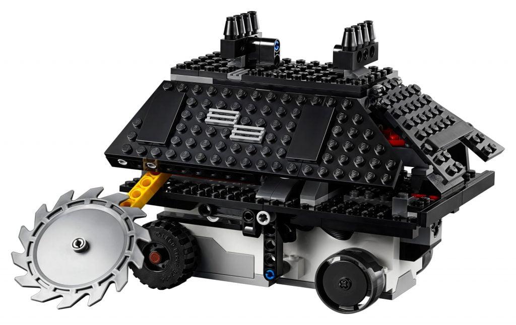 Imagen del droid Mouse del LEGO R2-D2 Star Wars Boots: Comandante Droide (75253)