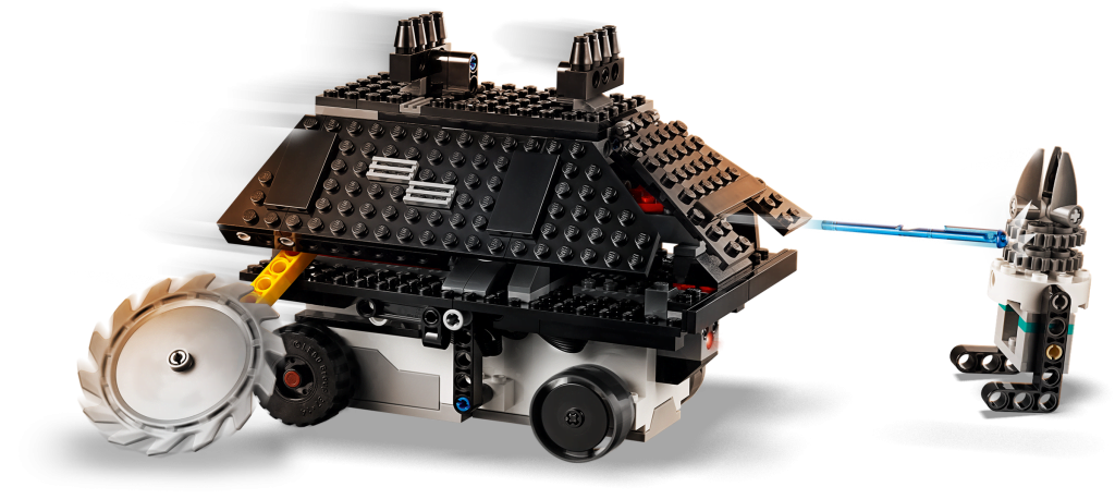 Imagen del droide Mouse del LEGO R2-D2 Star Wars Boots: Comandante Droide (75253)