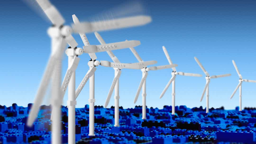 LEGO Group se une al Compromiso de Consumo Verde