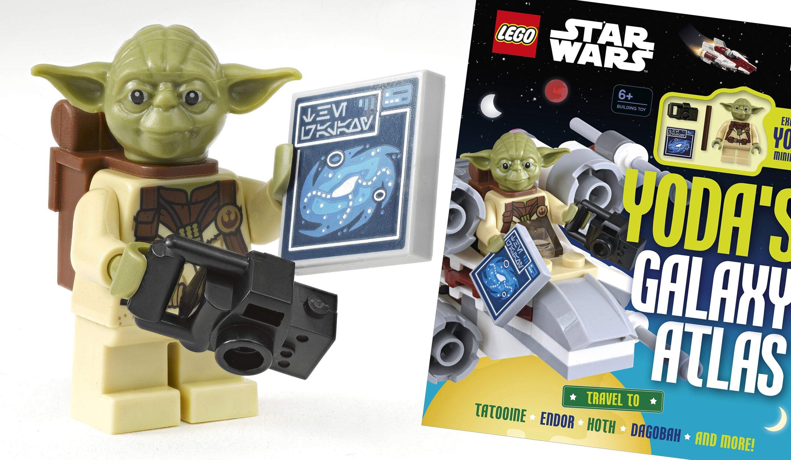 Imagen de LEGO Star Wars Galaxy Atlas