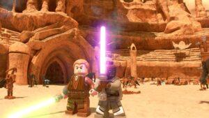 Imagen del juego LEGO Star Wars: The Skywalker Saga