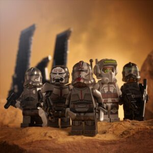 LEGO The Bad Batch: Attack Shuttle 75314
