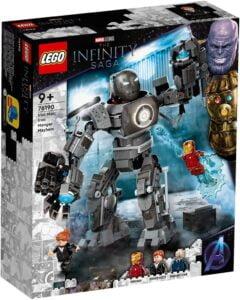Imagen del LEGO 76190 Iron Man: Iron Monger Mayhem