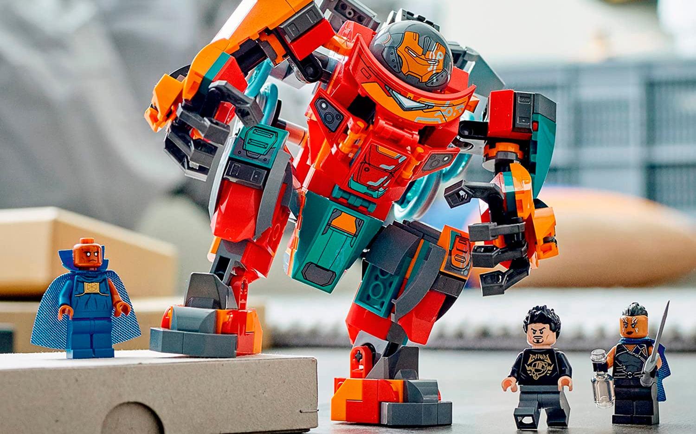 LEGO Marvel What If...? Iron Man Sakaar (76194)