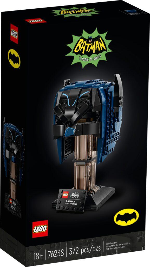 Capucha de Batman (LEGO 76238)