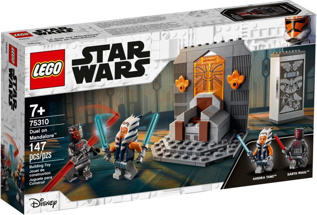 Imagen de LEGO Star Wars 75310 Duel On Mandalore