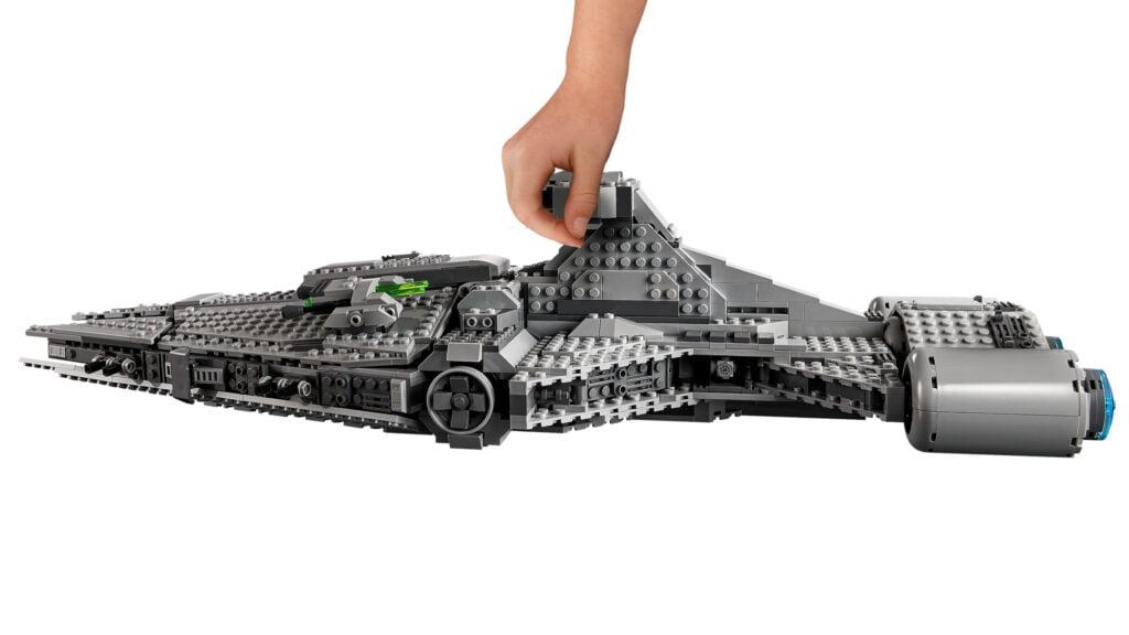 LEGO Star Wars 75315 Crucero Ligero Imperial