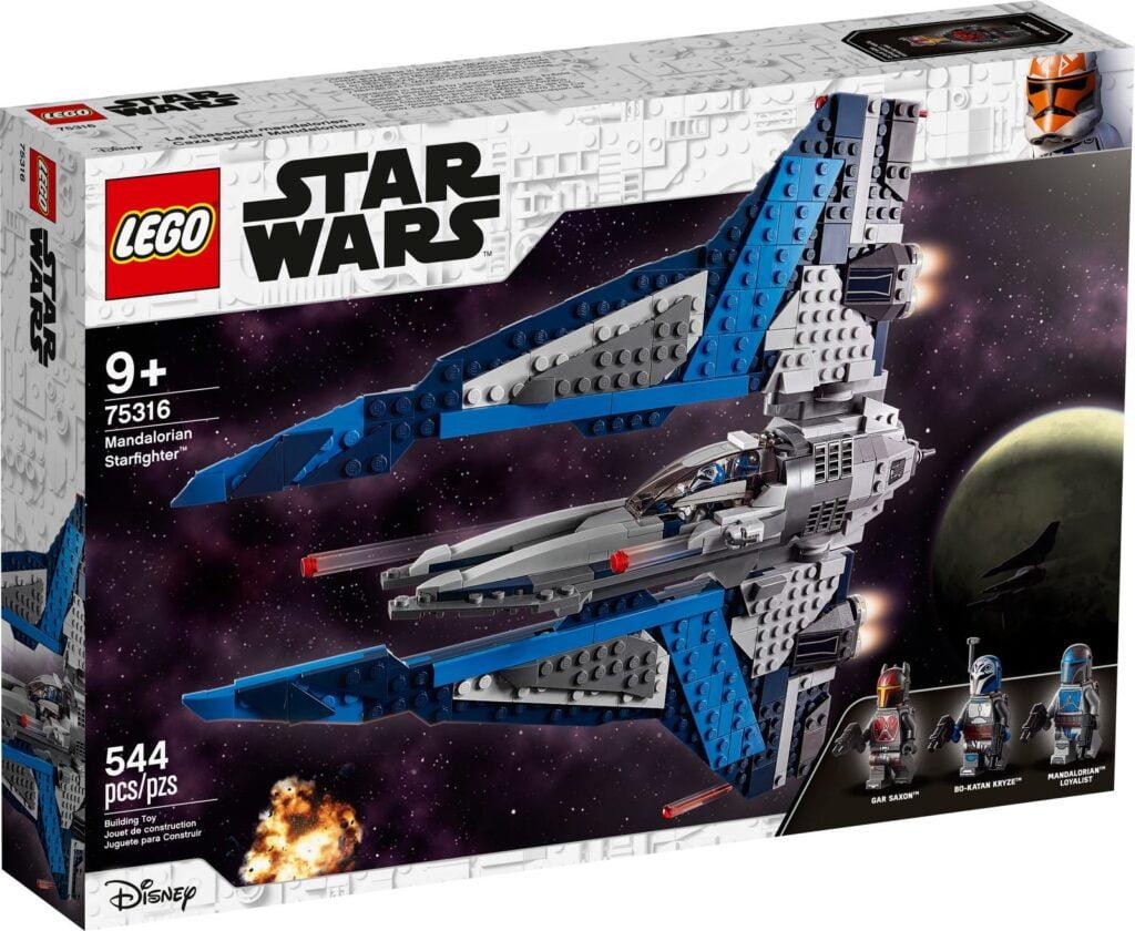 Imagen de LEGO Star Wars 75316 Mandaorian Starfighter