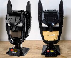 Mejorando el LEGO Capucha de Batman con una sonrisa