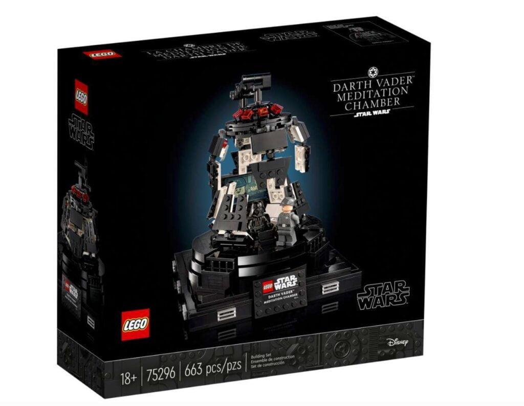 Cámara de meditación de Darth Vader (LEGO 75296)