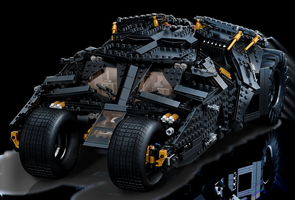 LEGO Batman The Dark Knight Batmobile Tumbler 76240
