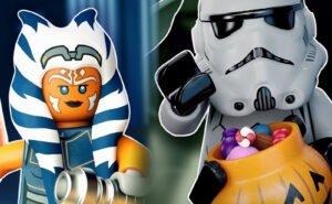 Cortos LEGO Star Wars Halloween